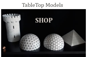 Desktop dome models SHOP