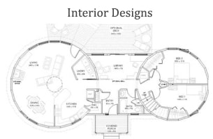 dome house interior designs for geodesic dome homes