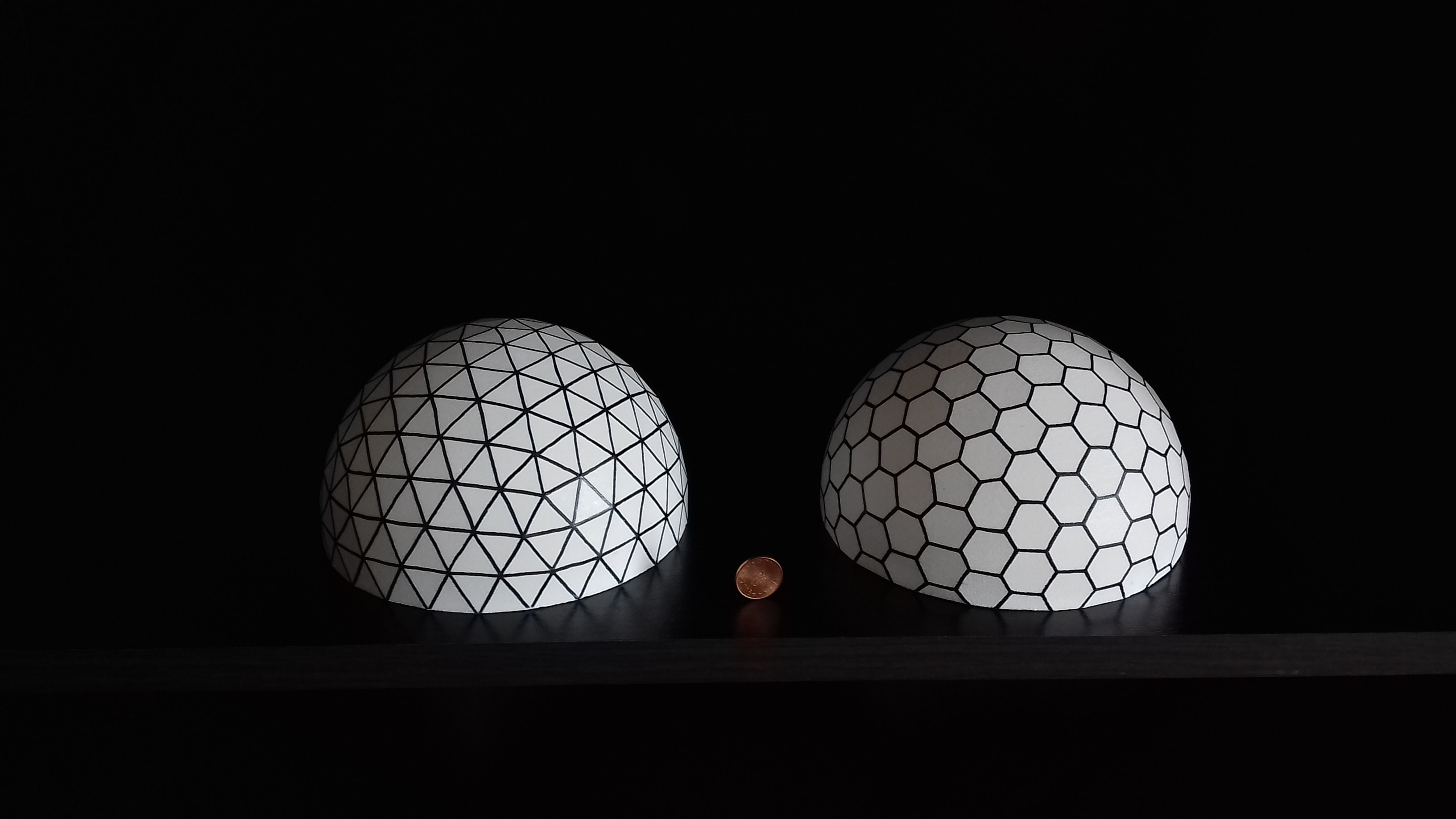TableTop Dome Models