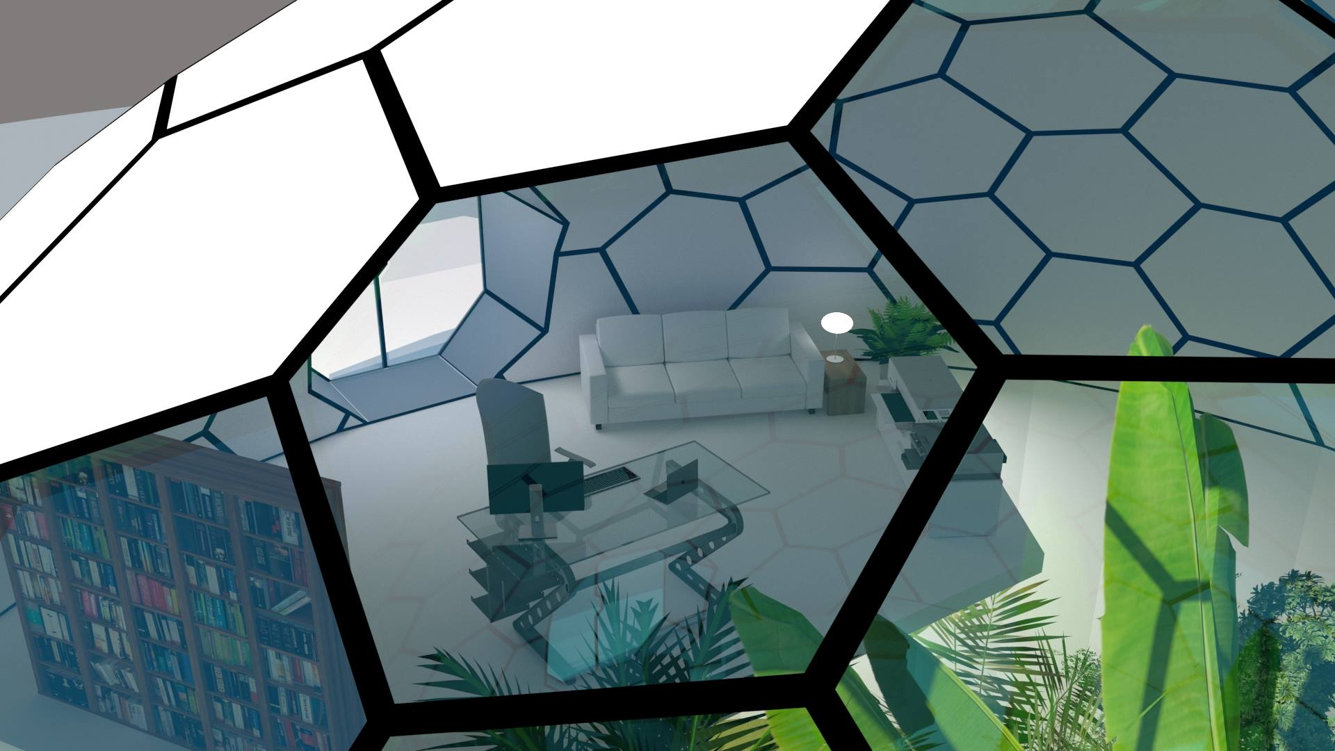 Dome Homes - Biodome Glass Geodesic Domes - Eco Dome House